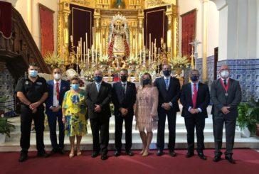 Finalizan las Fiestas en Honor a la Virgen del Rosario, Patrona de Isla Cristina