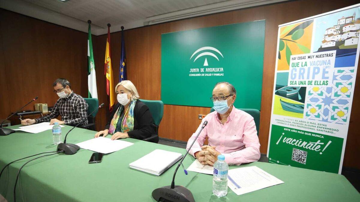 La provincia de Huelva contará con 123.536 dosis de vacunas de la gripe y se amplían horarios de vacunación