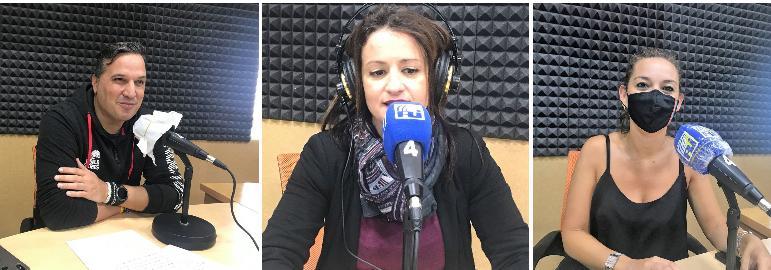 El Día Mundial del Cáncer de Mama «En las Mañanas» de Radio Isla Cristina
