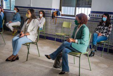 Taller de empoderamiento femenino dirigido a mujeres empresarias de la provincia