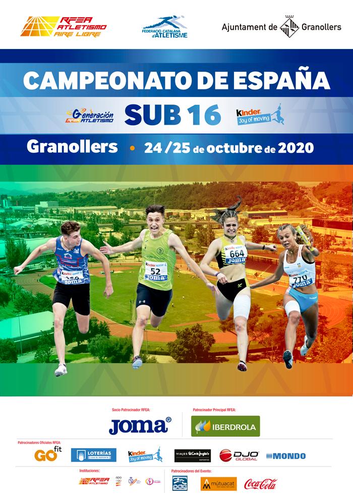 Francisco Manuel Santana «CA Isla Cristina» al Campeonato de España Juvenil