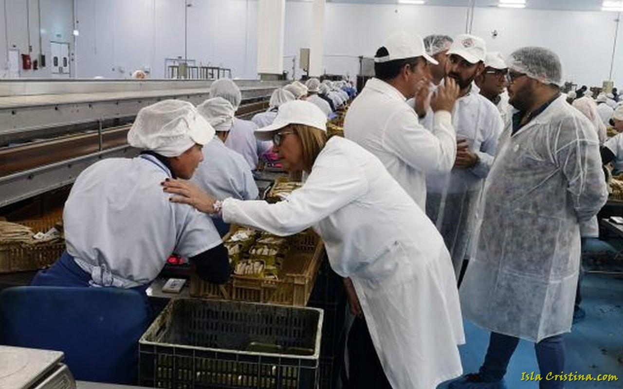 Iniciativa socialista para reforzar el papel de las mujeres en el sector pesquero