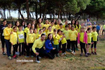 La cantera del C.A. Isla Cristina al Campeonato Andalucía Atletismo Sub14