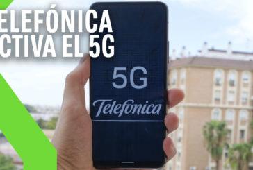 Telefónica dará cobertura 5G a Isla Cristina