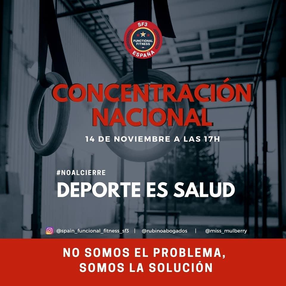 Más de 40 gimnasios y centros de Huelva se concentrarán este sábado reivindicando que el deporte es salud