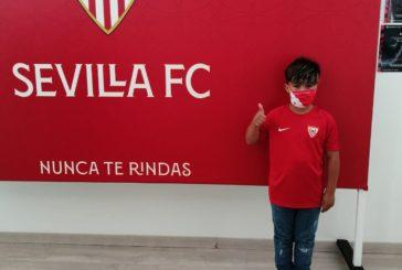 El canterano del Isla Cristina Edison Javier, ficha por el Sevilla