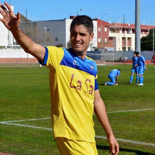 Sebas ficha por el Isla Cristina F.C.