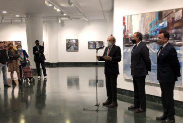 Pedro Rodríguez muestra en Fundación Caja Rural del Sur una nueva etapa pictórica
