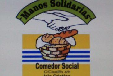 Ayuda de Igualdad para Manos Solidarias de Isla Cristina