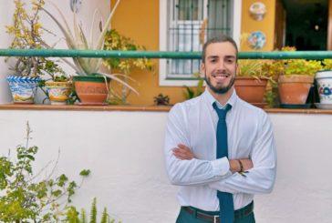 El portavoz de CS en Aljaraque, José Cruz, se convierte en el primer teniente alcalde más joven en la historia del municipio
