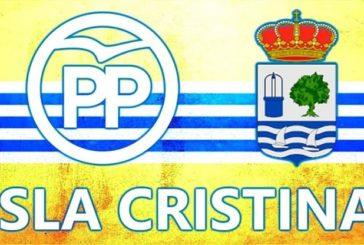 Nota del PP sobre el aumento del Covid en Isla Cristina