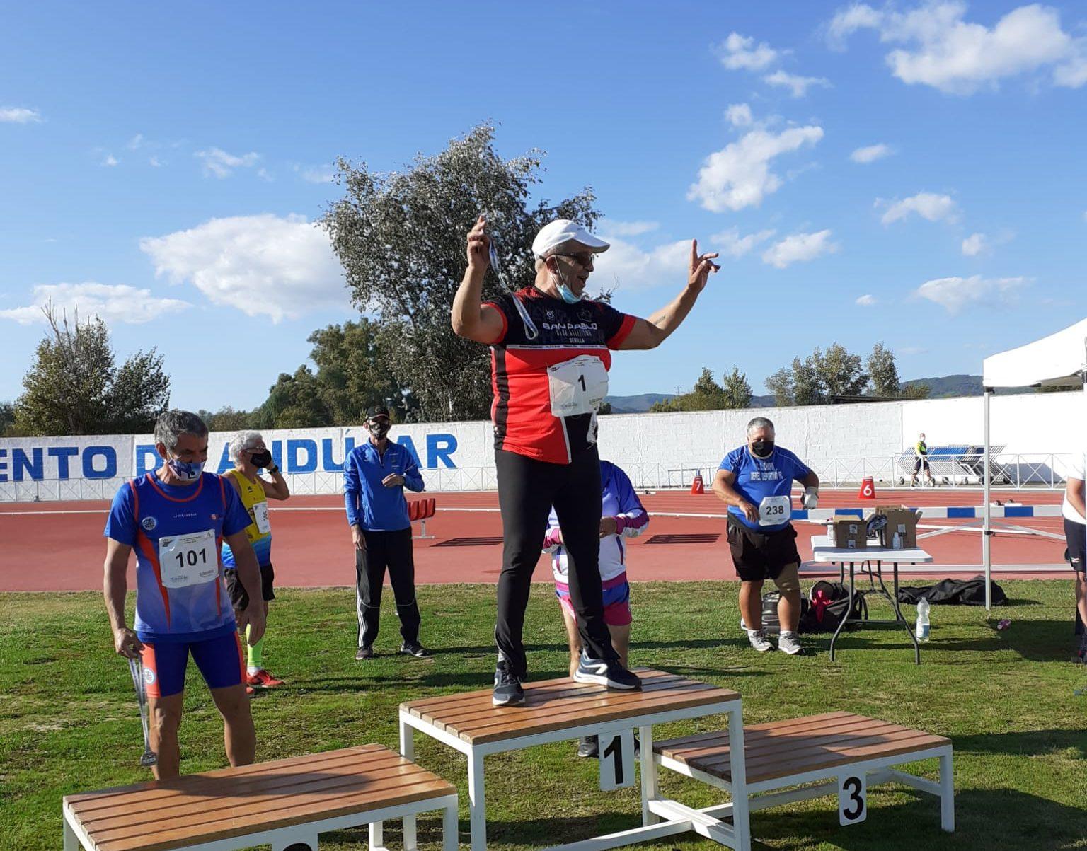 Toni Palma participará en el Campeonato de España Absoluto de Atletismo Adaptado 2020