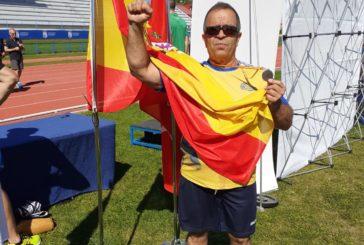 Toni Palma Campeón de España de jabalina