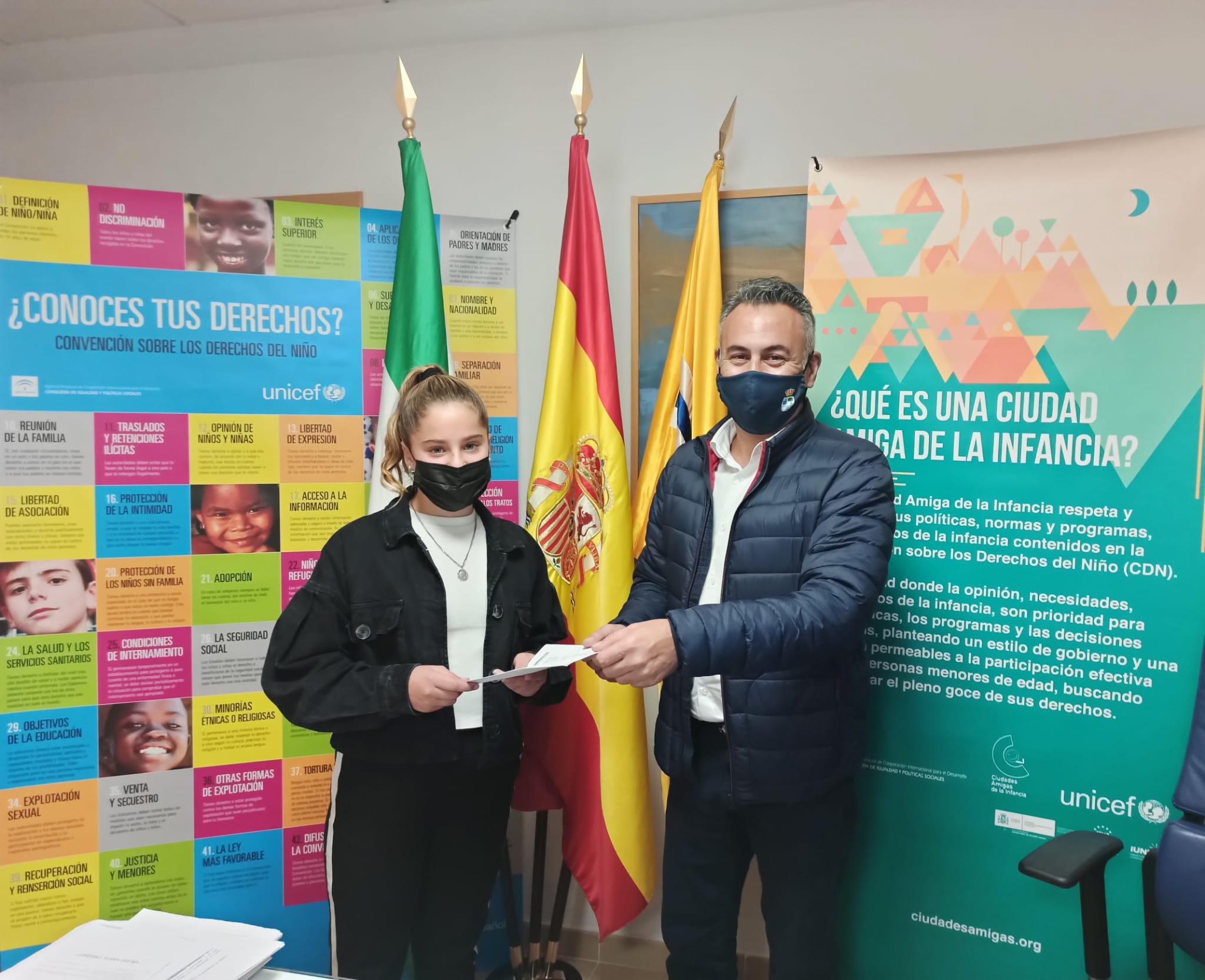 Isla Cristina, representa al Consejo Provincial de Infancia y Adolescencia en el Parlamento Andaluz