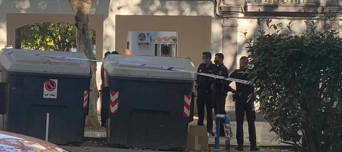 Identificado un vecino de Huelva que tiró a un contenedor una cabeza humana