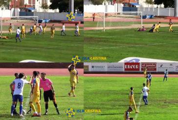 Trabajado empate del Isla Cristina ante el Atlético Onubense