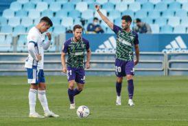 Caye Quintana listo para jugar ante el Girona