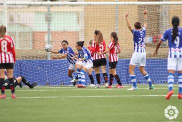 El Sporting de Huelva de la isleña Cristina Gey, alcanza dos victorias importantes en una semana