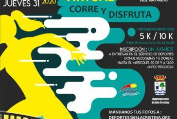 Isla Cristina acoge la Clásica San Silvestre 2020