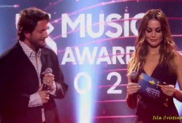 Manuel Carrasco presentó los 40 Music Awards 2020