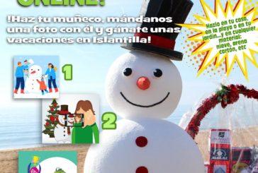 VI Concurso de Muñecos de Nieve Tumbados al Sol en Islantilla