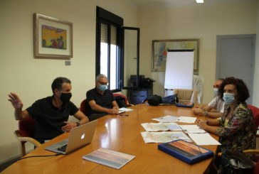 Diputación firma su adhesión al Comité nacional de la red europea de rutas ciclistas EuroVelo