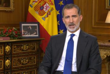 Mensaje de Navidad su Majestad el REY de España