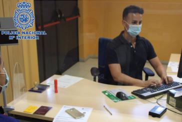 La Policía Nacional ofrece en Ayamonte atención documental a ciudadanos extranjeros a partir del día 11