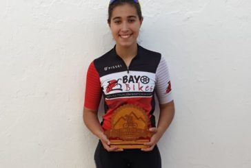 Marta Núñez llamada por la Federación Andaluza de Ciclismo