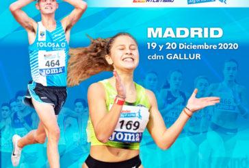 Julia Camacho Muriel al Campeonato de España Cadete