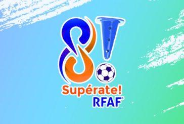 La RFAF abre las inscripciones para el Reto Supérate