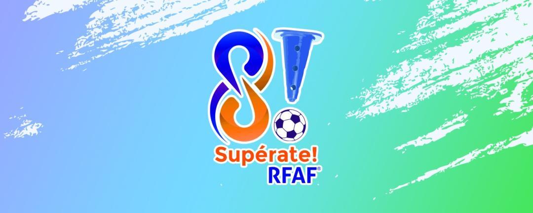 RFAF amplia el programa «Reto Supérate» hasta la categoría infantil
