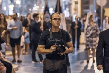 Joaquín Cristóbal autor del Cartel de la Semana Santa de Isla Cristina 2021
