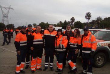 Balance con Protección Civil sobre el servicio de ayuda a confinados en Radio Isla Cristina