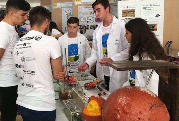 Nuestra Señora del Carmen y El Molino de Isla Cristina, participan en el proyecto STEAM de investigación aeroespacial