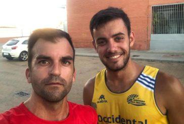 El atleta isleño Ángel Real Arsuaga consigue marca para el Campeonato de Andalucía