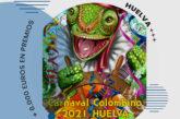 El Carnaval Colombino 2021 Tendrá un Concurso de Coplas, pero será Online