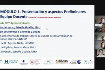 La Cátedra de la Provincia repite éxito en los cursos internacionales con universidades de Argentina, Ecuador y Puerto Rico