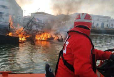 El barco de salvamento de Cruz Roja con base en Isla Cristina realizó 60 intervenciones en 2020