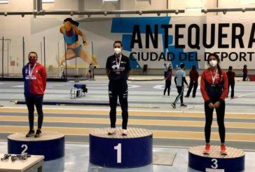 Zenobia es bronce del Campeonato de Andalucía Promesa indoor