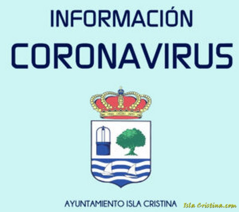 Nota informativa Ayuntamiento de Isla Cristina