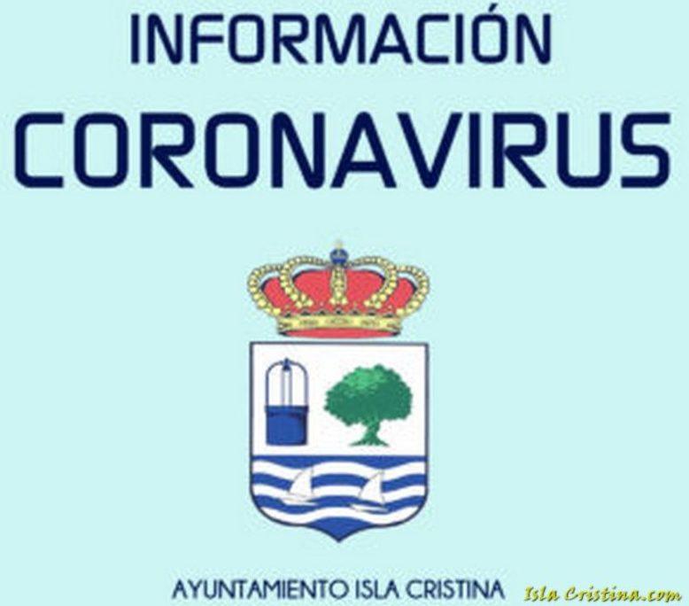 Covid -19: Comunicado Ayuntamiento de Isla Cristina