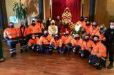 Los Reyes magos visitan a las niñas y niños isleños en una Cabalgata atípica a causa de la Pandemia del COVID-19