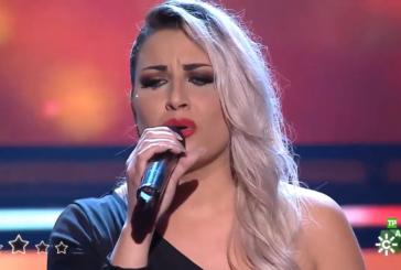 Nuestra representante Adriana Violeta pasa a la final de Tierra de Talento