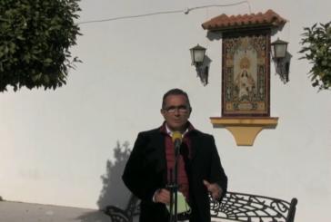 Salvador Gómez agradece e informa