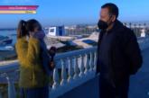 La Solidaridad de Manuel Suárez Revidiego en tiempos difíciles de pandemia en Isla Cristina.