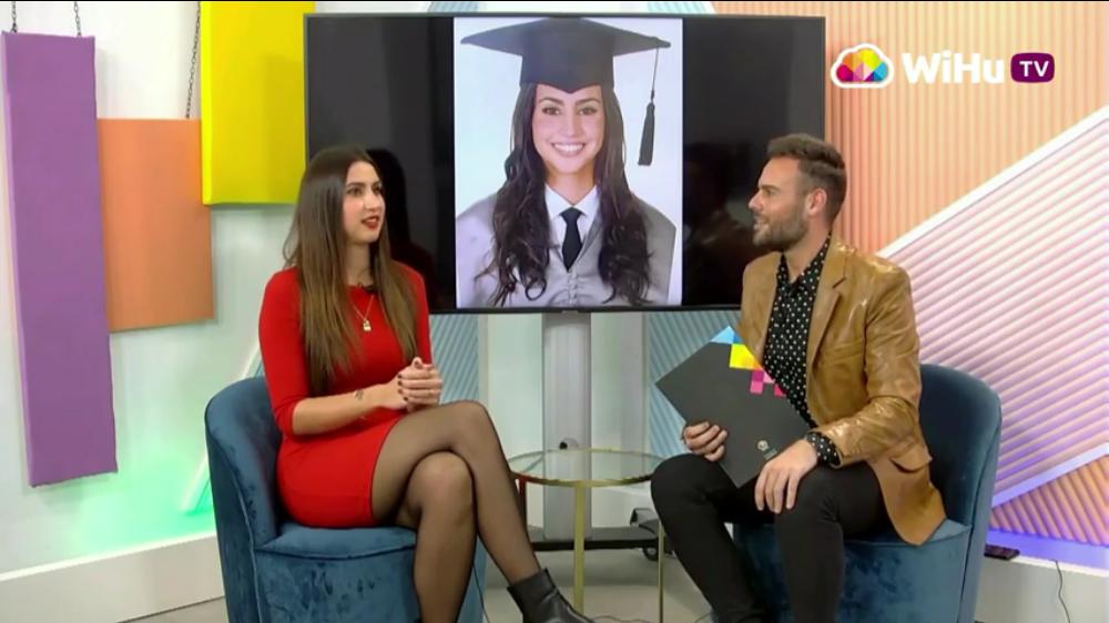 WiHuTV estrena 'de Sol y Sal' en Isla Cristina con Julia Rodríguez