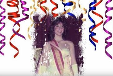 Gala de Coronación Juvenil Carnaval Isla Cristina 1984