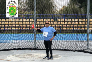 Toni Palma ficha por el Club Atletismo