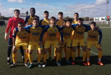 Atlético Onubense 1 Isla Cristina FC 0
